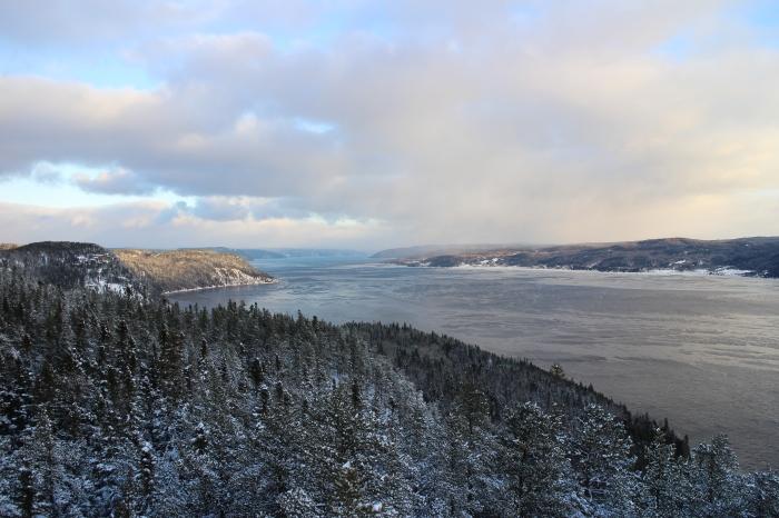 Fjord du Saguenay Canada