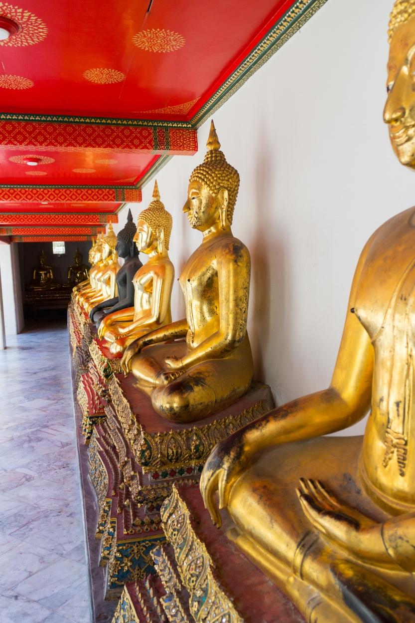 Wat Pra Khaeo Bangkok Thaïlande