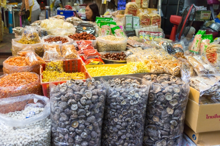 Chinatown Bangkok Thaïlande