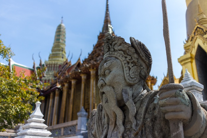 Temple Bangkok Thaïlande