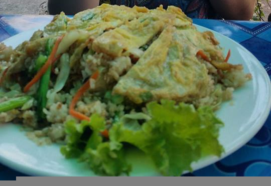 Fried Rice Thaïlande