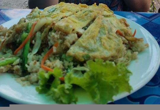 Fried Rice Thaïlande