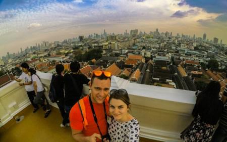 Montagne d'or Bangkok