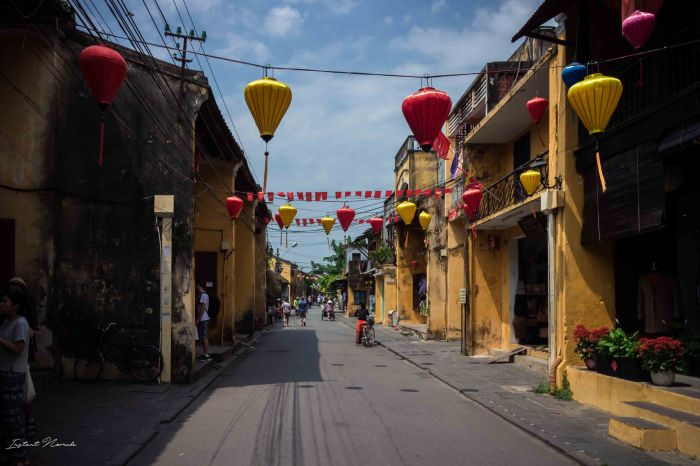Vieille ville Hoï An Vietnam