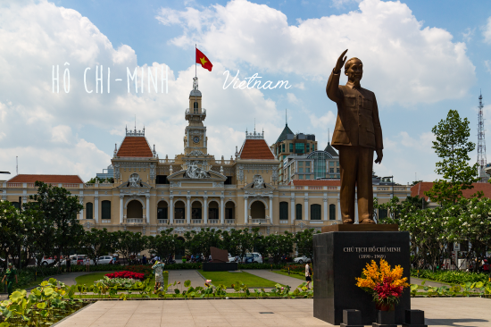 Hô Chi-Minh Ville Vietnam