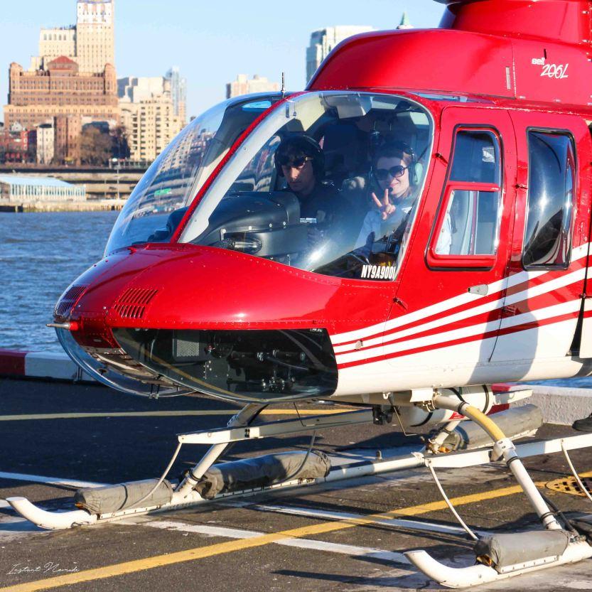 hélicoptère new york