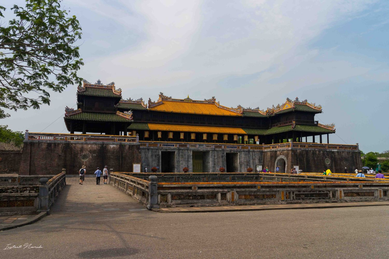 Citadelle Hué Vietnam