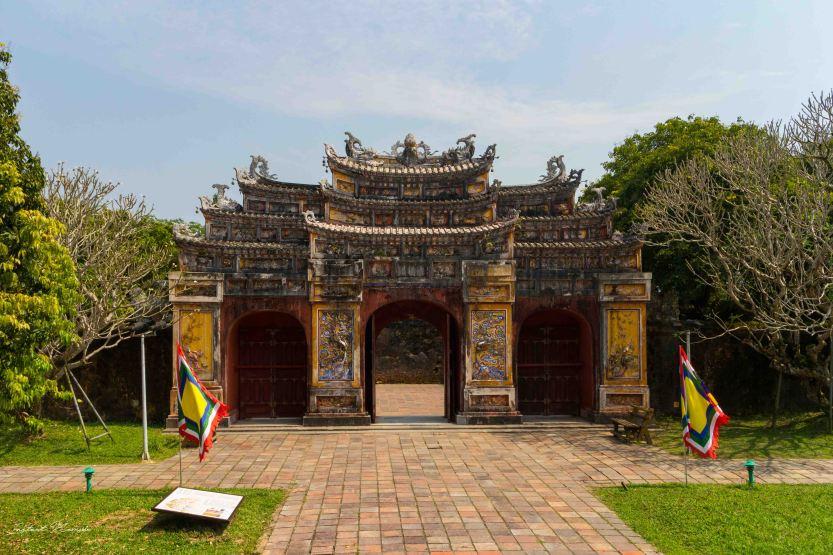Cité impériale Hué Vietnam