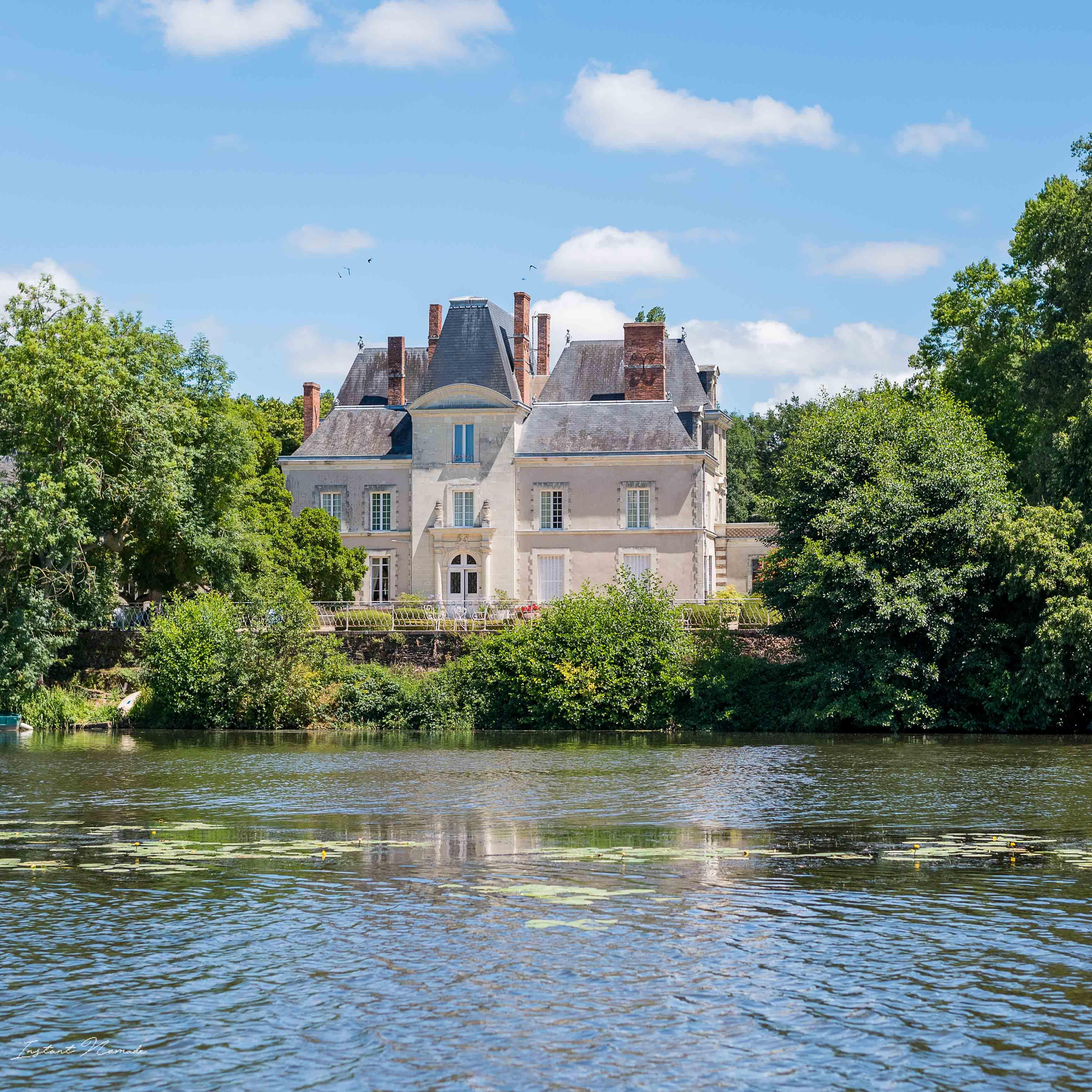 Mayenne France chateau gontier