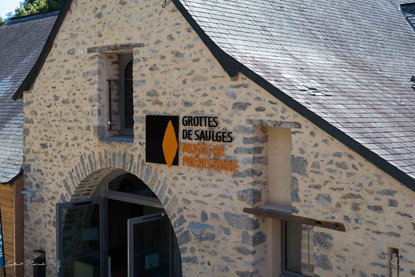 Mayenne France saulges