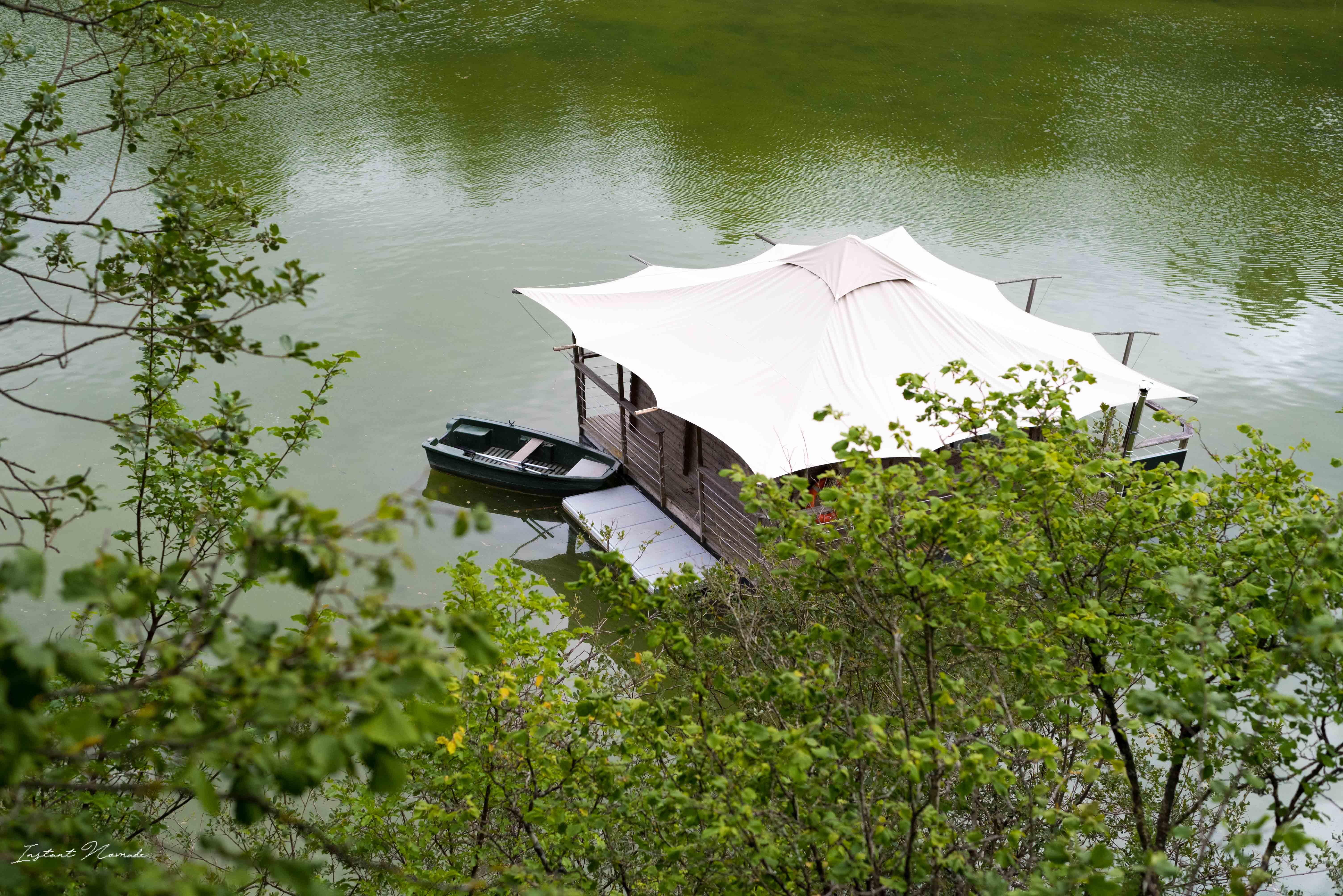ecologia cabane flottante