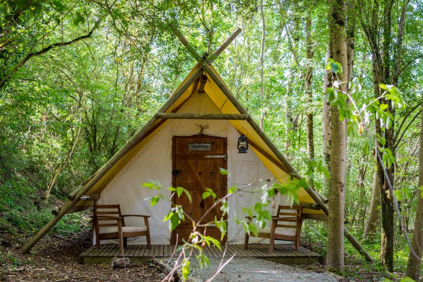 ecologia cabane trappeur