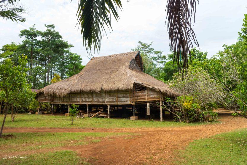 village ethnique laos