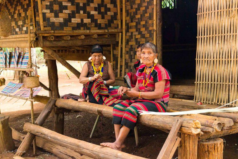 villageois laos