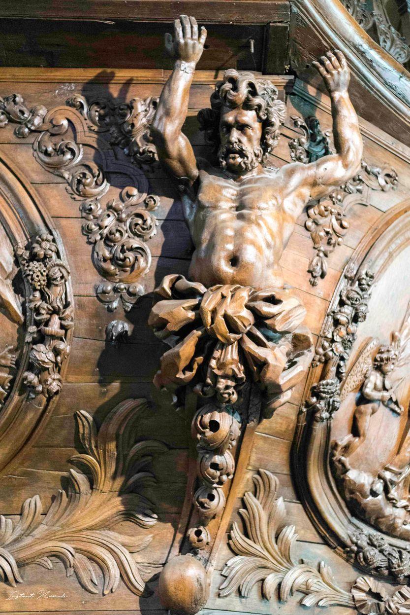 basilique saint pierre luxeuil les bains vosges du sud