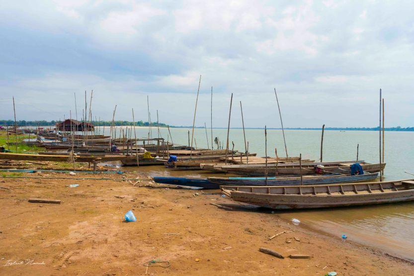 bateau mekong laos