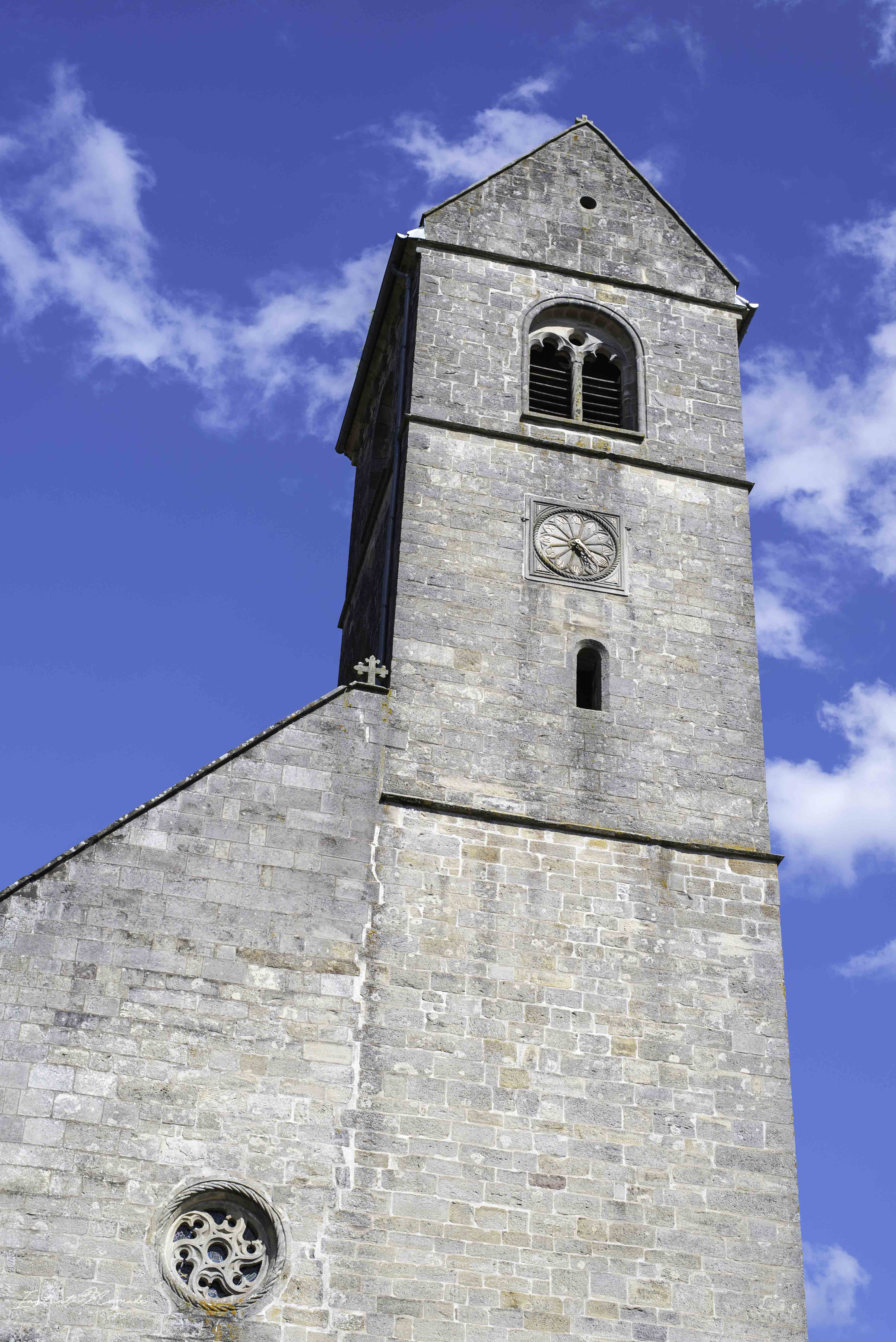 église anjeux