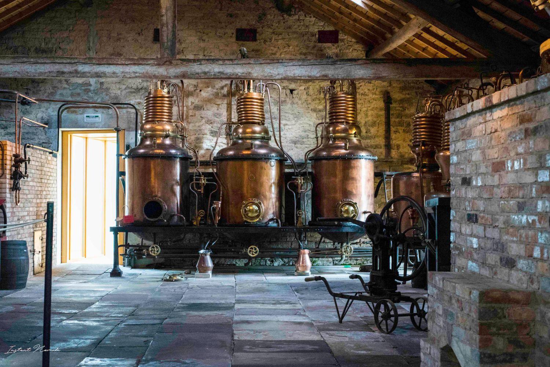 distillation éco musée cerise fougerolles
