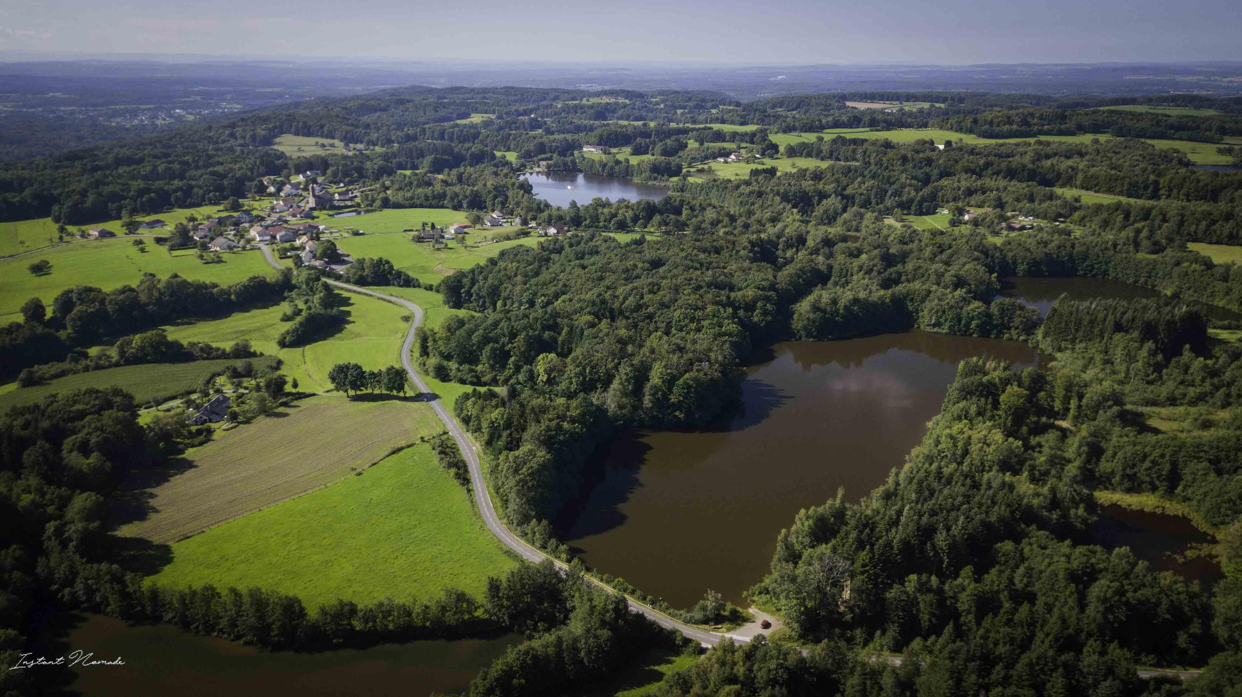 plateau des 1000 étangs vosges du sud