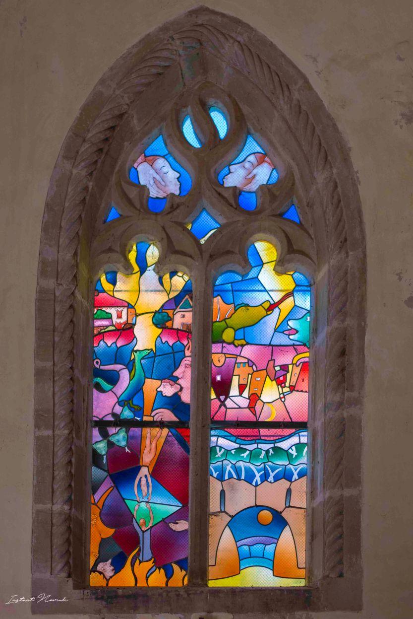 vitraux église anjeux