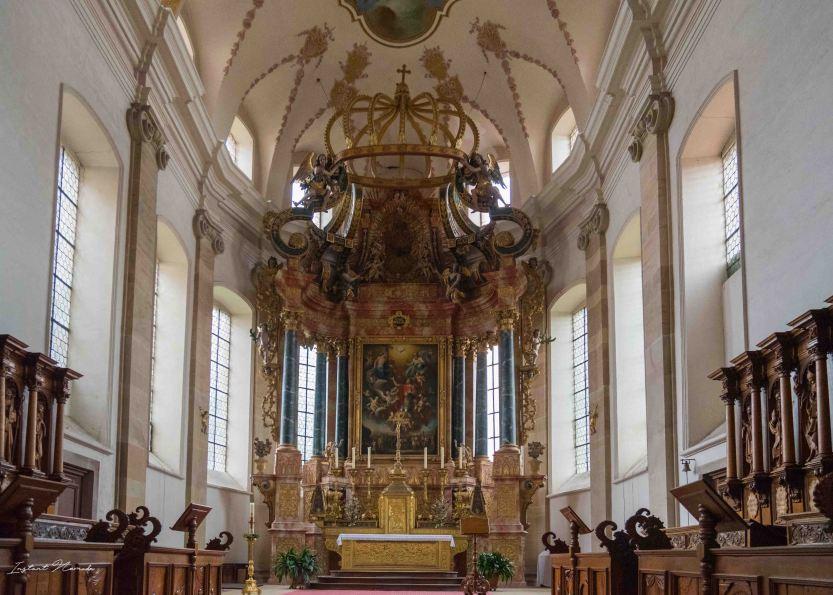 abbaye ebersunster alsace