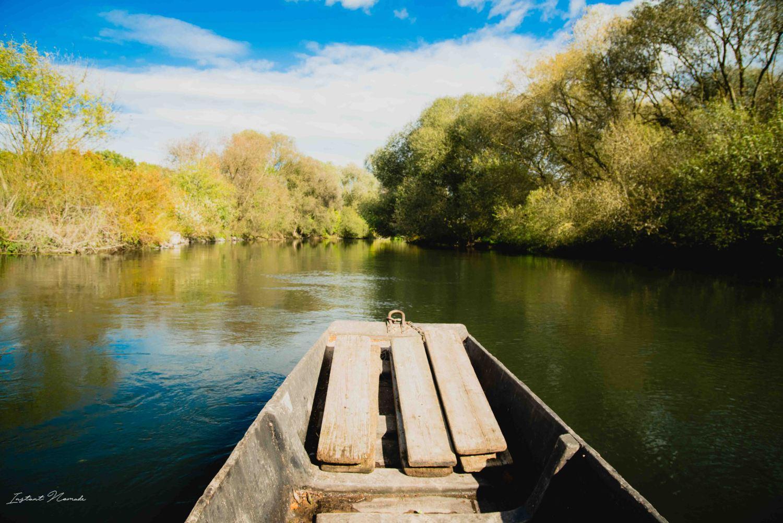 balade en bateau sur l'ill alsace