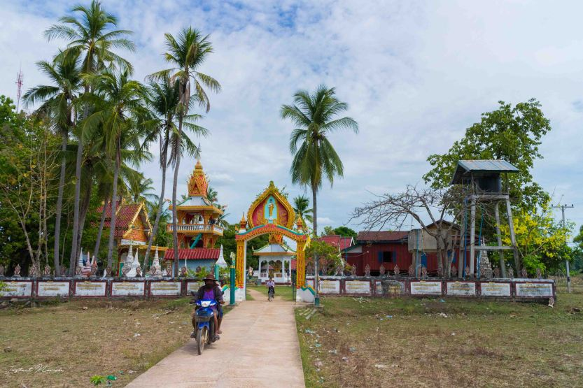don khone village laos 4000 iles