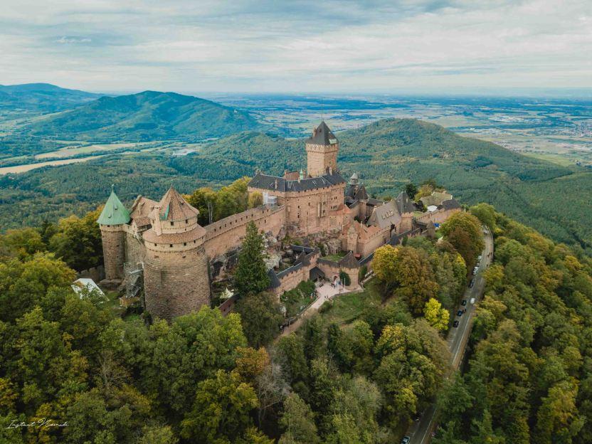 Alsace un week end s lestat et dans la r gion du haut for Auberge du haut jardin