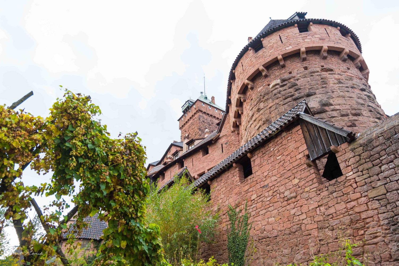 haut koenigsbourg chateau alsace