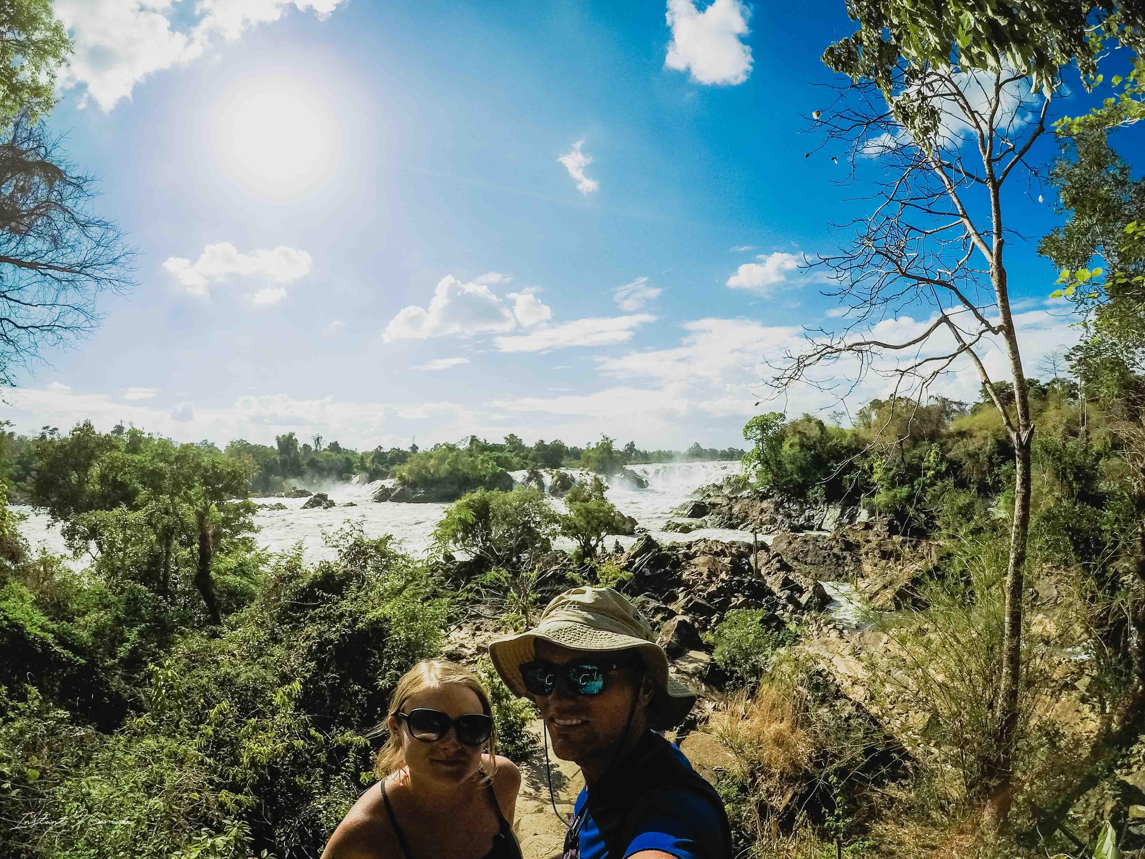 cascade 4000 îles laos