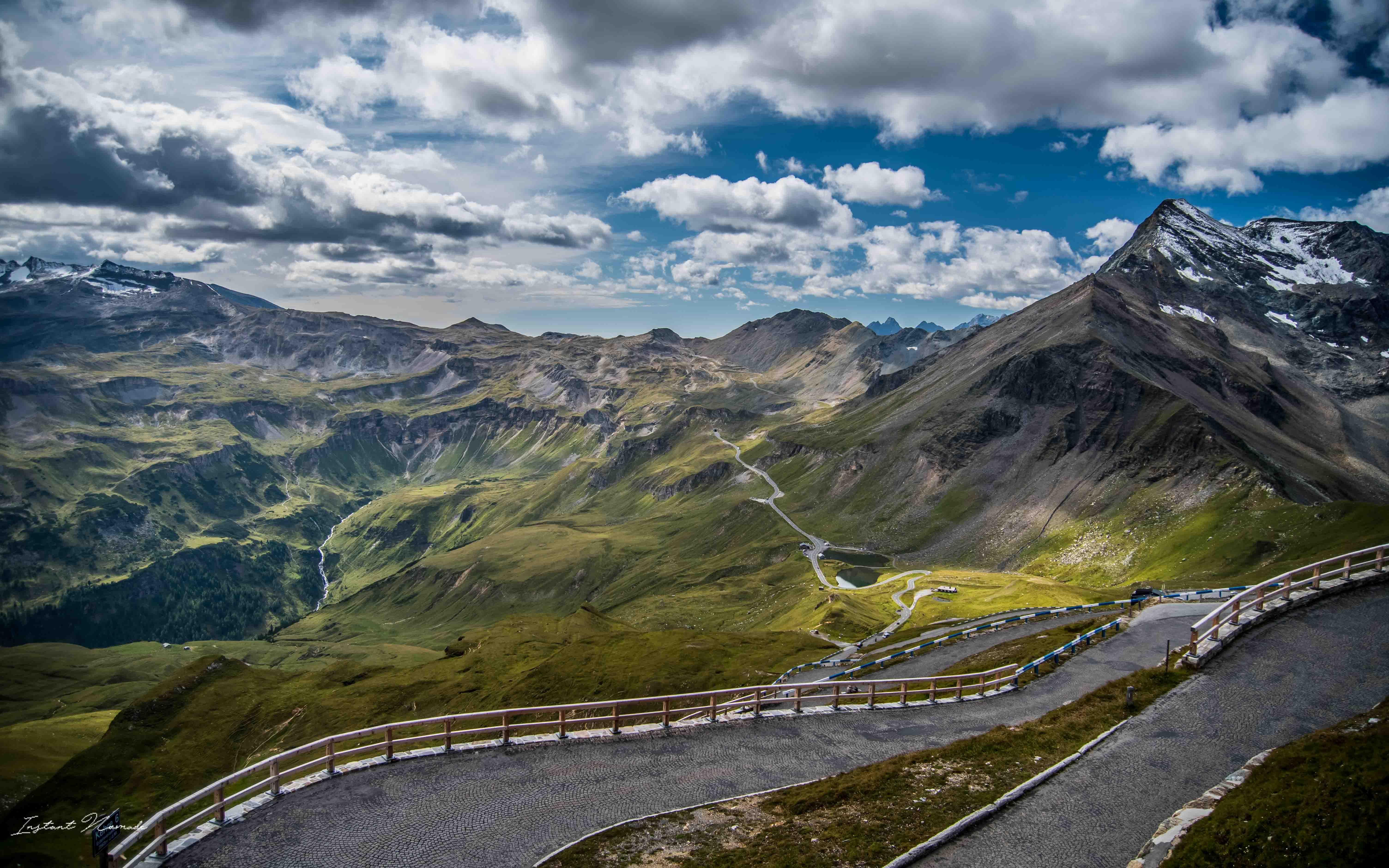belle vue route panoramique autriche