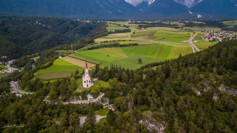 église clocher autriche