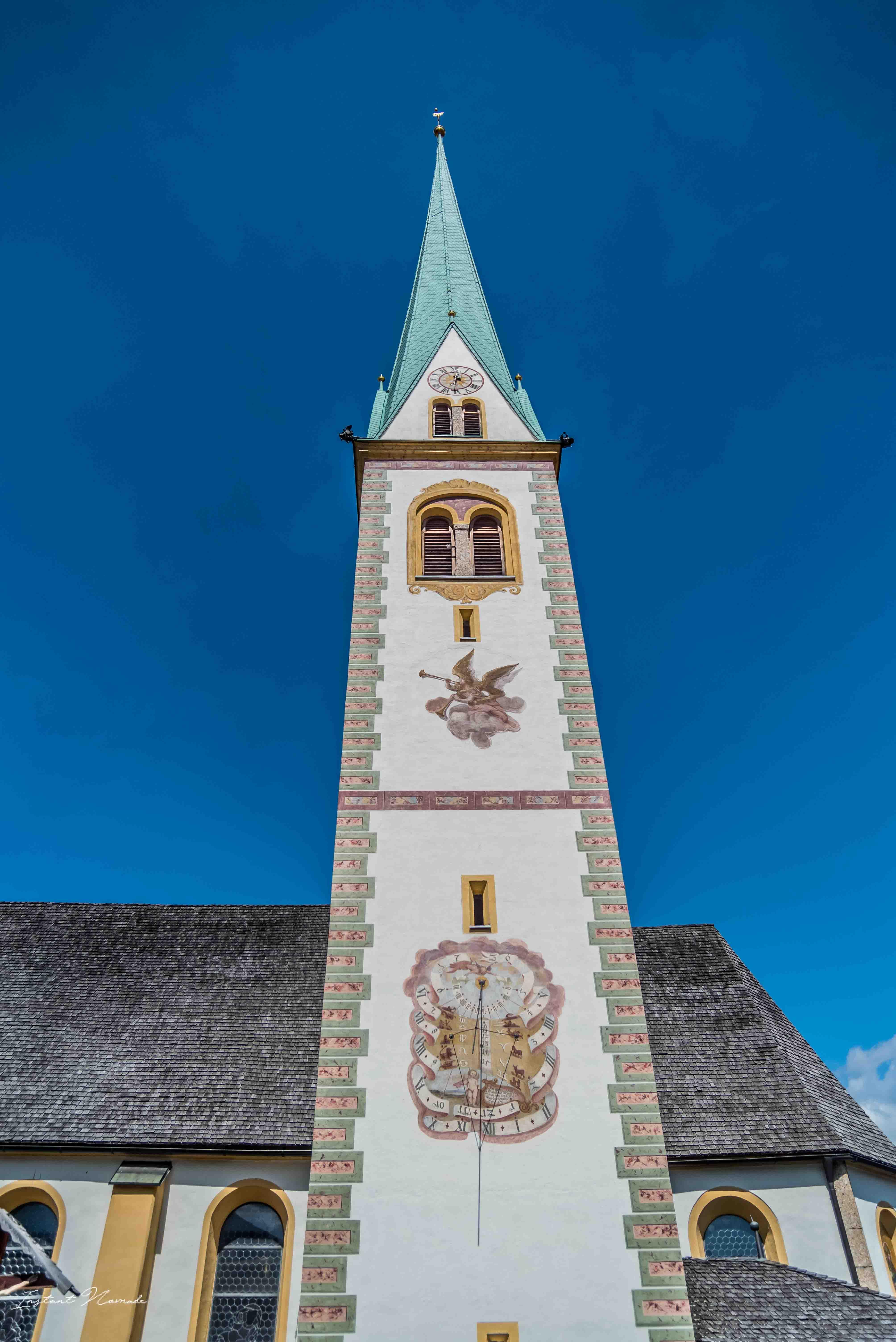 église mutters tyrol