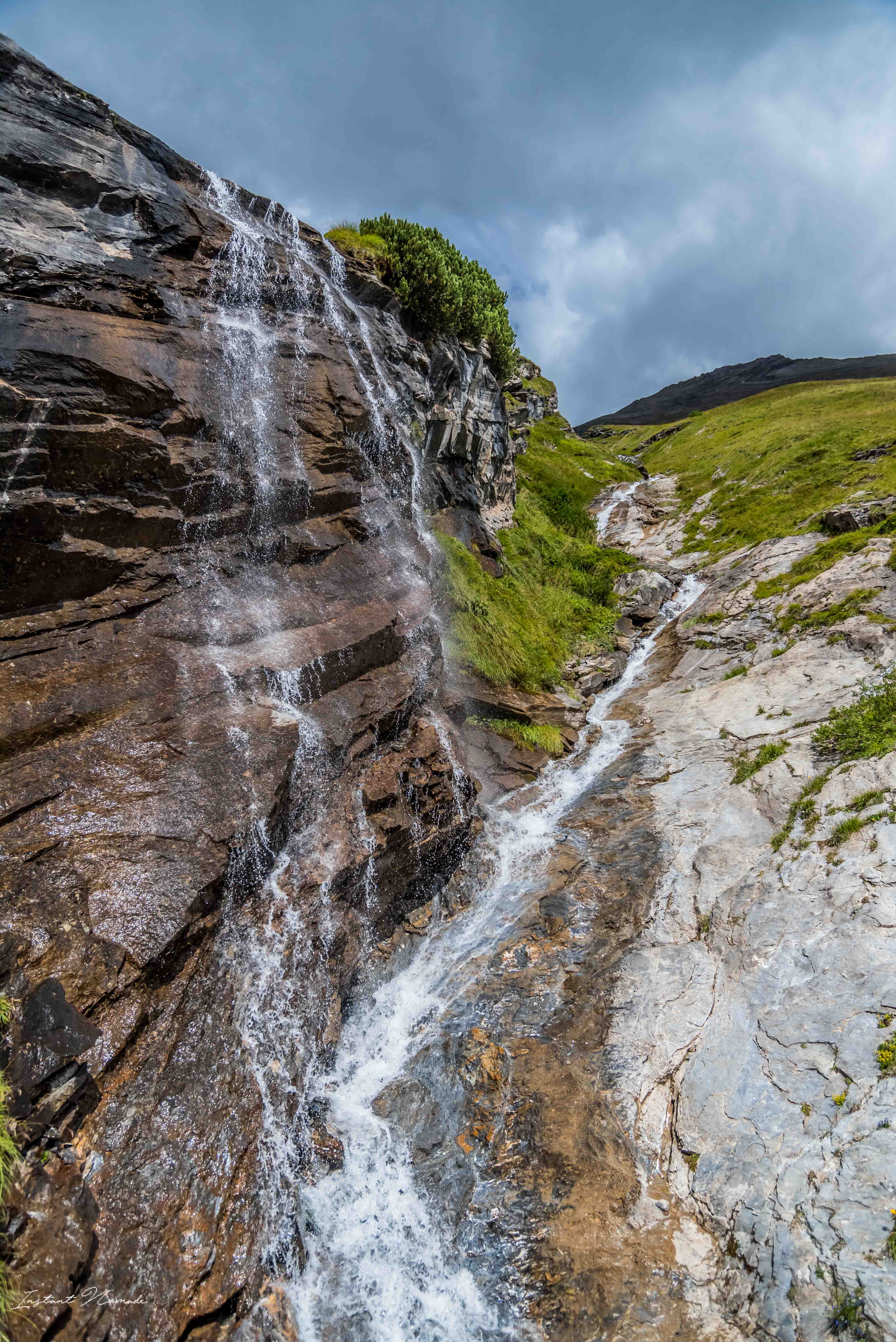 cascade tyrol autriche