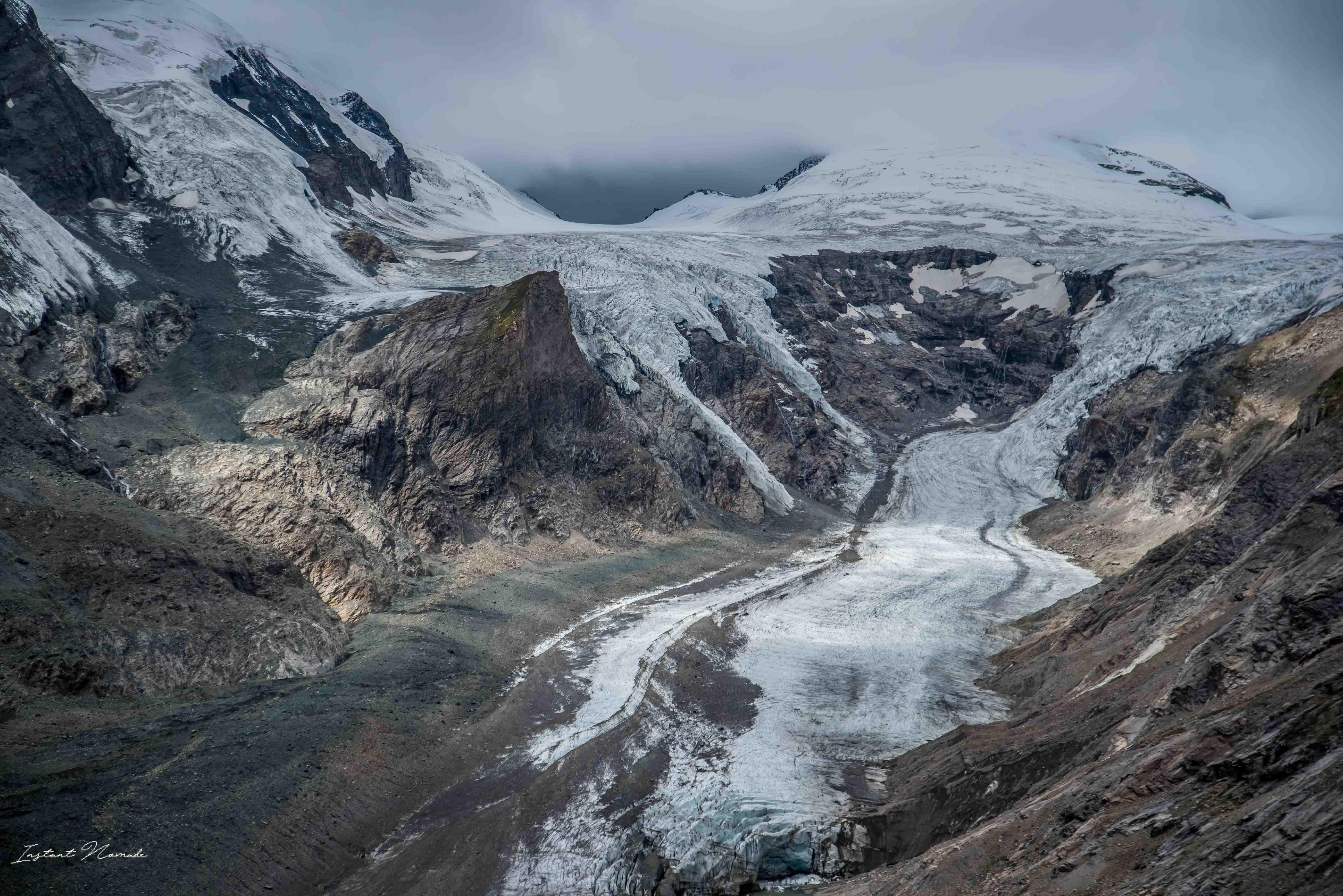 glacier autriche