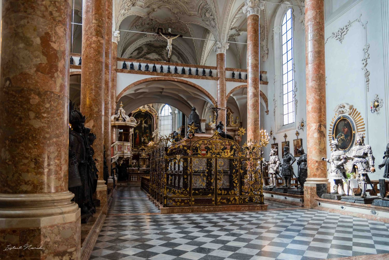 hopfkirche innsbruck