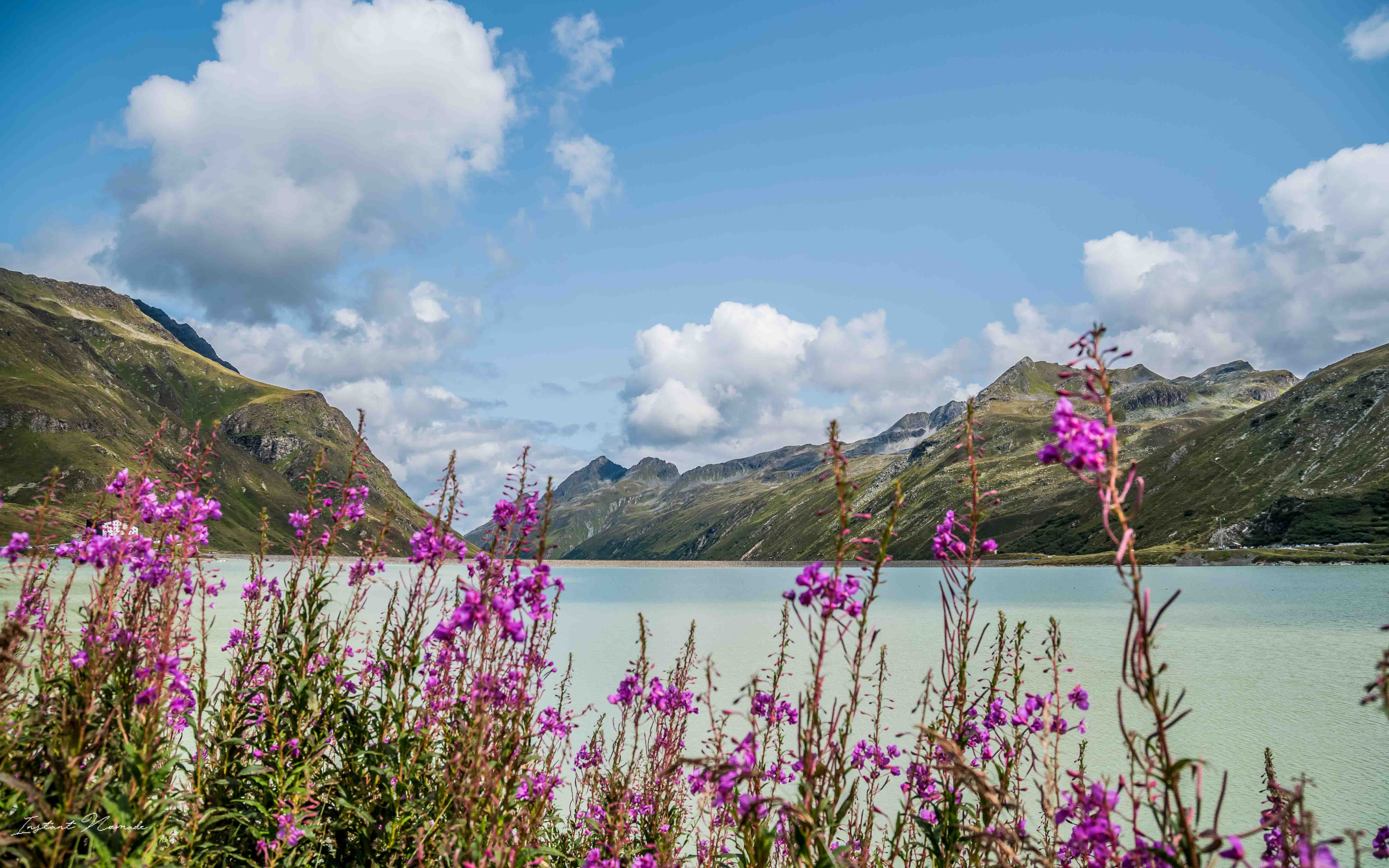 lac montagne autriche