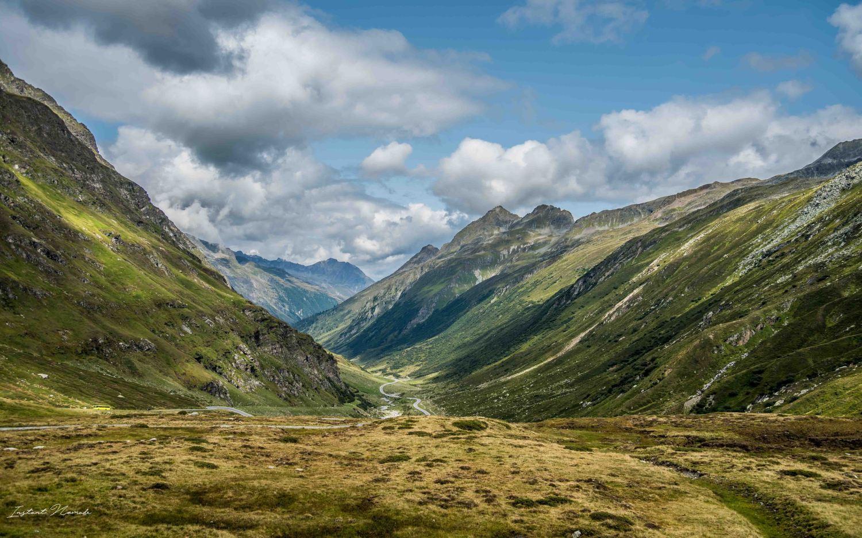 montagne alpes autriche