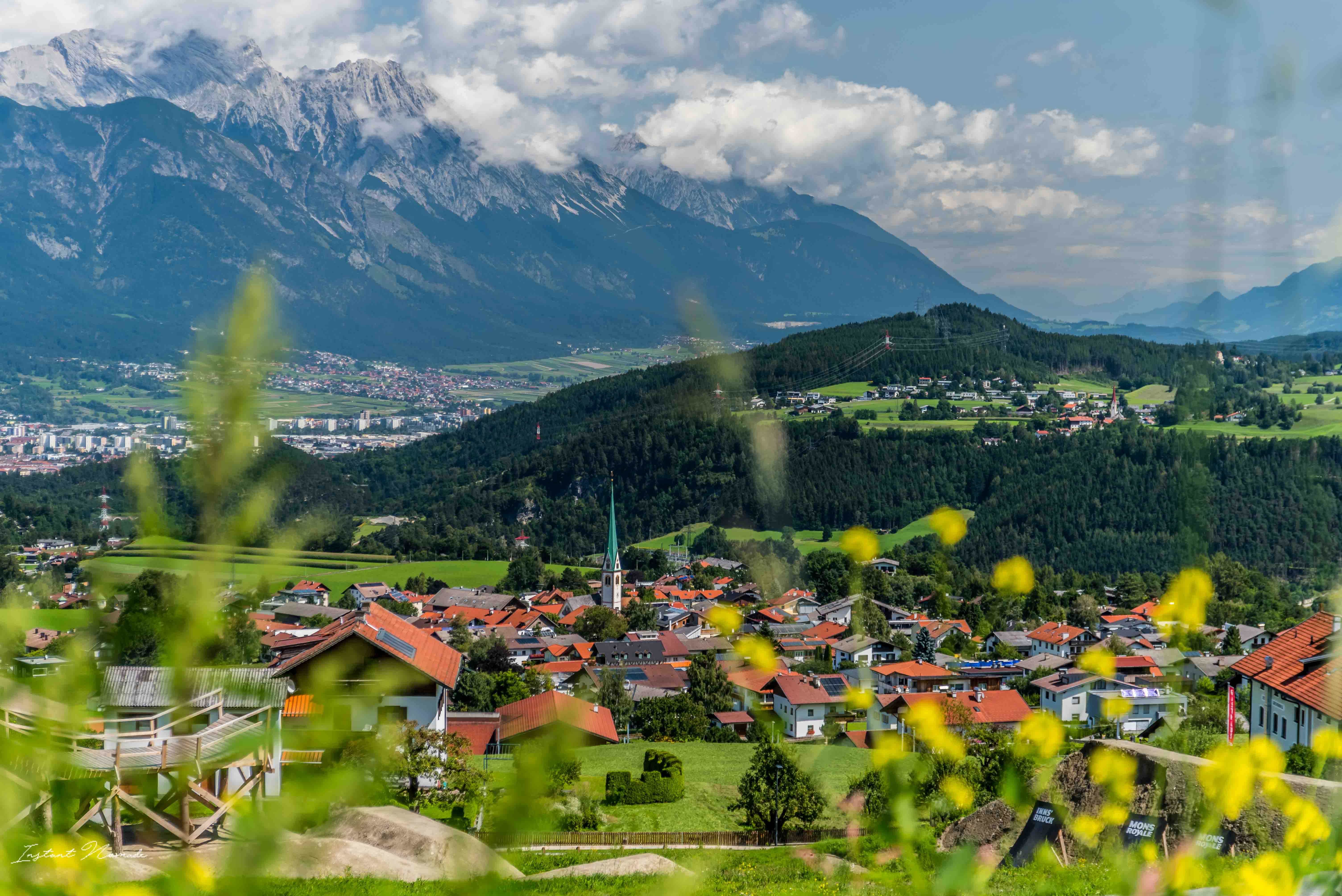 mutters tyrol autriche