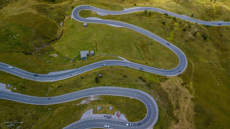 route grossglockner autriche