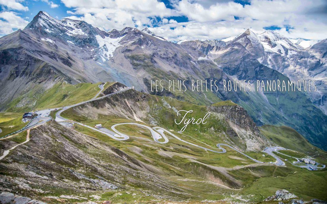 route panoramique autriche