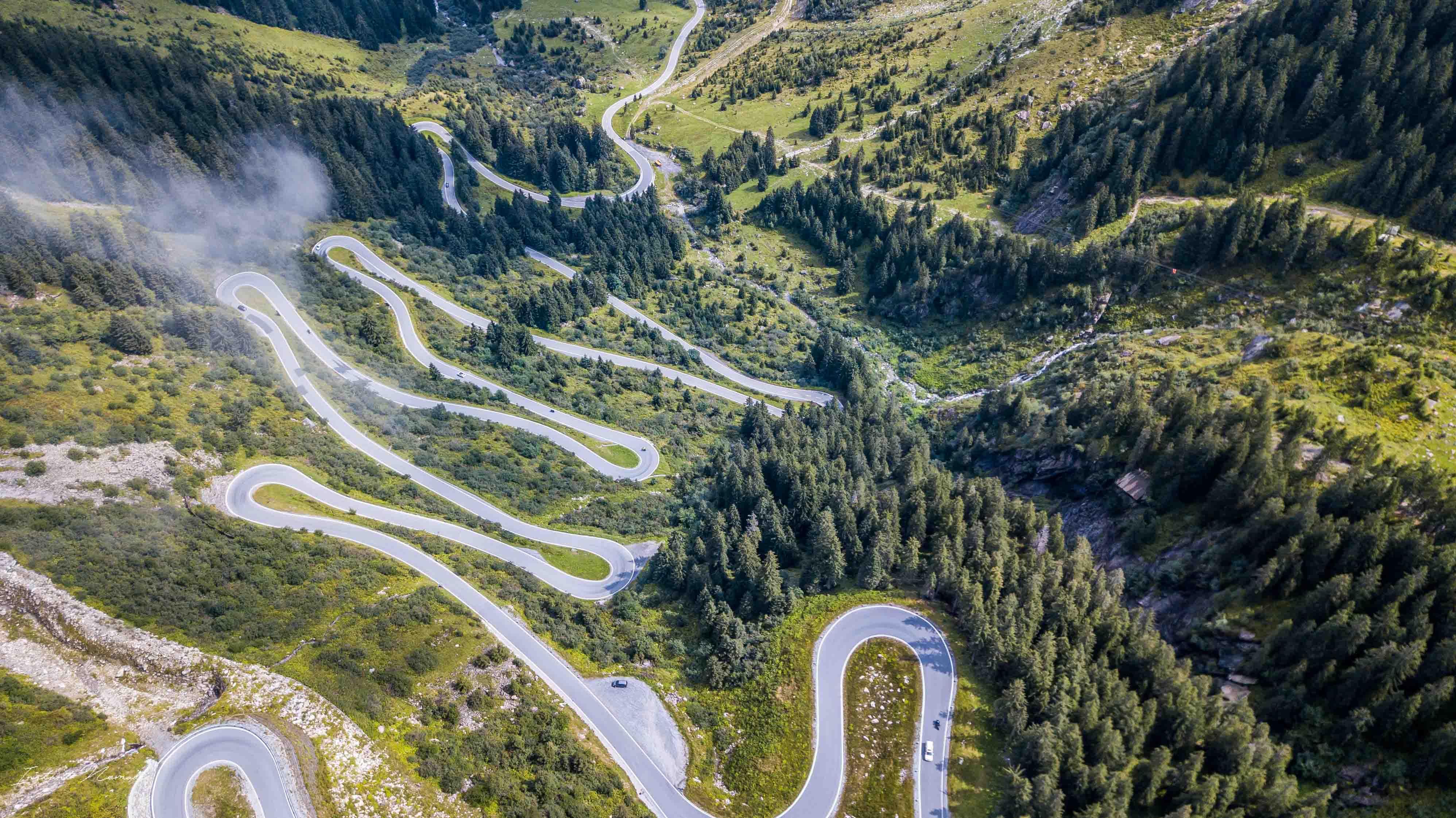 route panoramique silvretta autriche