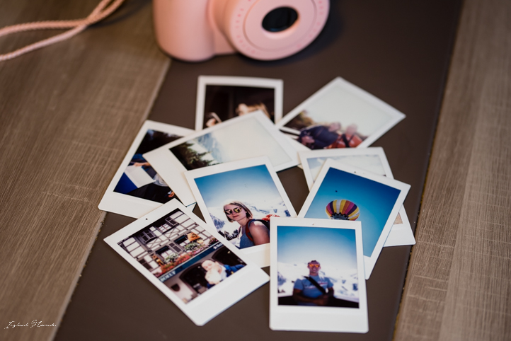 exemple photo instax 8 polaroid vignettes
