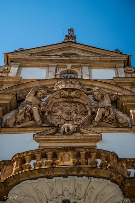 façade chateau eggenberg autriche