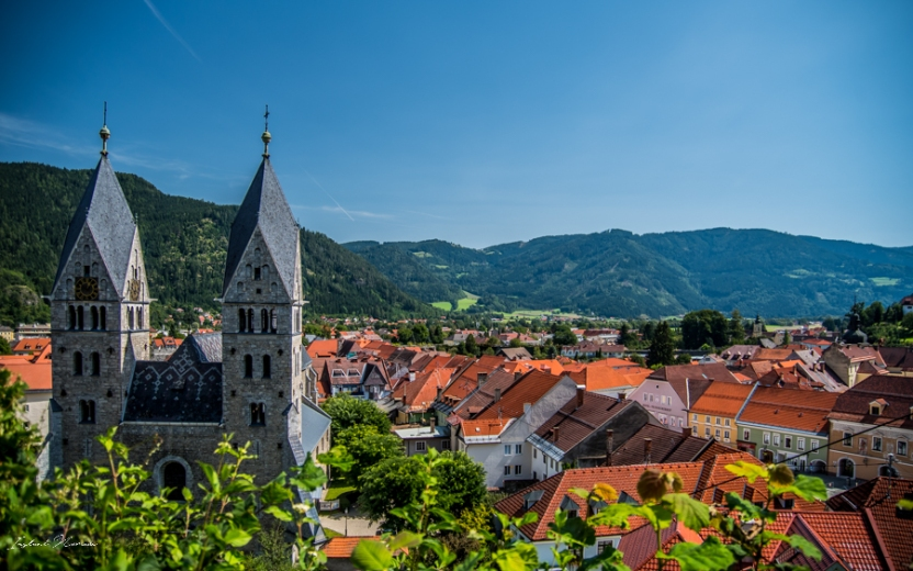 friesach village autriche