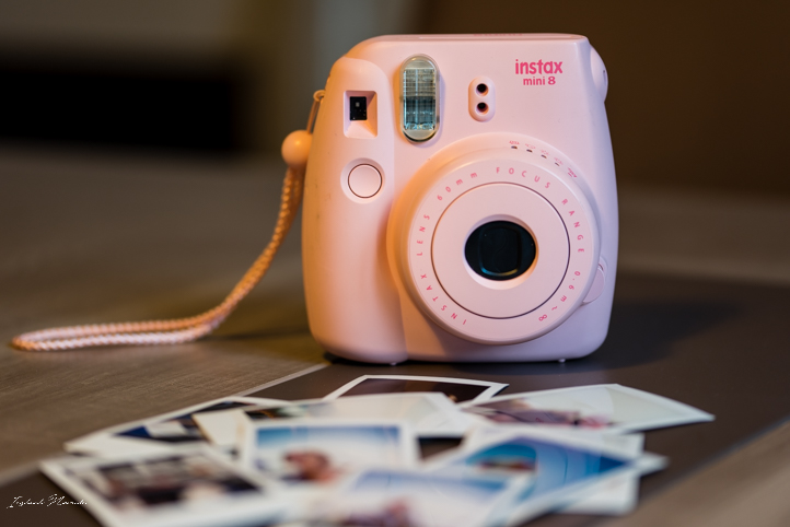 fujifilm appareil photo polaroid instax 8