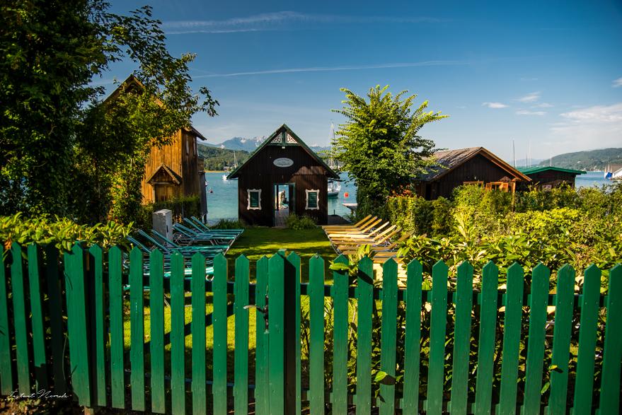 klagenfurt lac autriche