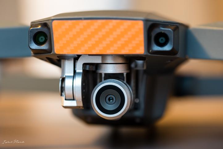 mavic pro drone quadricoptere quadricopter objectif camera 12mpx dji