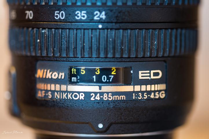 objectif nikon fx 24 85 mm f3.5 f4.5