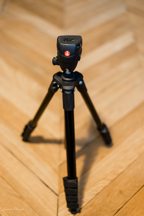trepied manfrotto appareil photo